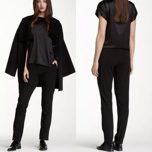 Eileen Fisher Slim fit stretch dress pants xs